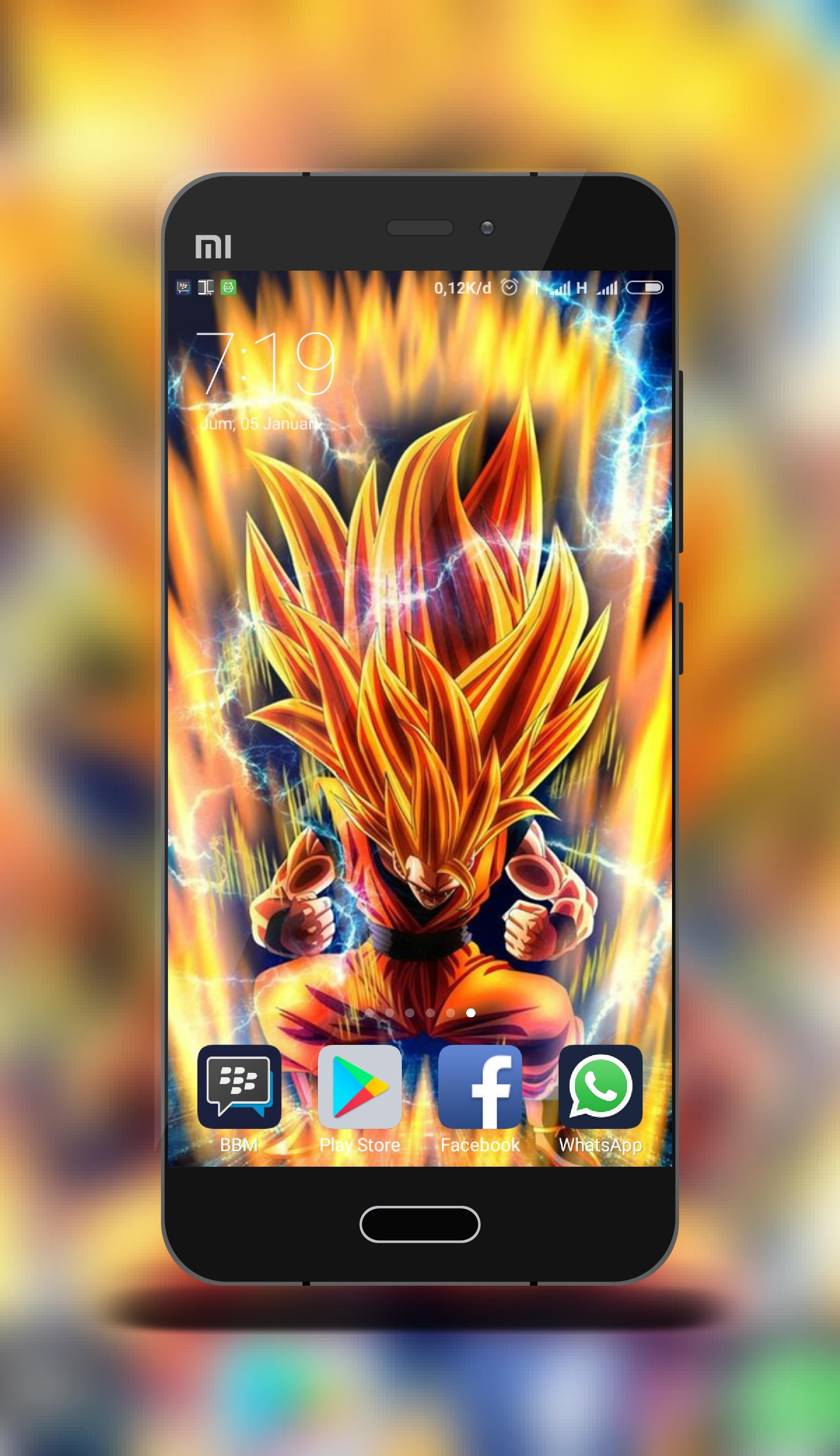 Best Super Saiyan 3 Wallpaper For Android Apk Download
