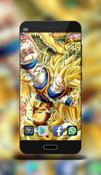 Best Super Saiyan 3 Wallpaper screenshot 1