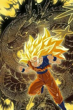 Best Super Saiyan 3 Wallpaper screenshot 2