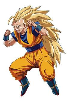 Best Super Saiyan 3 Wallpaper screenshot 4