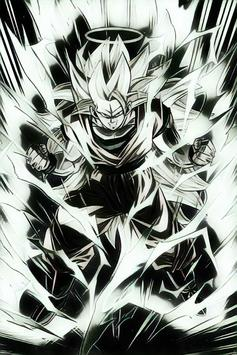 Best Super Saiyan 3 Wallpaper screenshot 6
