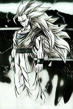 Best Super Saiyan 3 Wallpaper screenshot 7