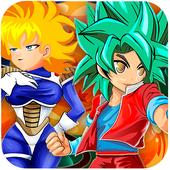 Super Saiyan Battle icon