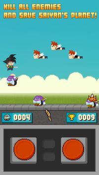 Super GOKU Saiyan Bounce apk screenshot