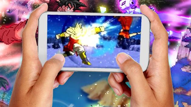 Super Saiyan - Goku xenoverse tenkaichi god fight poster