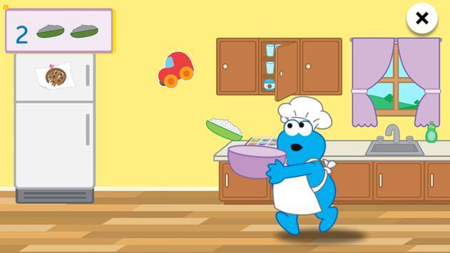 Kitchen King Cookie screenshot 2