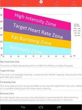 Heart Rate Monitor screenshot 14