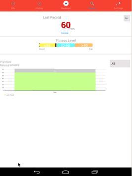 Heart Rate Monitor screenshot 8