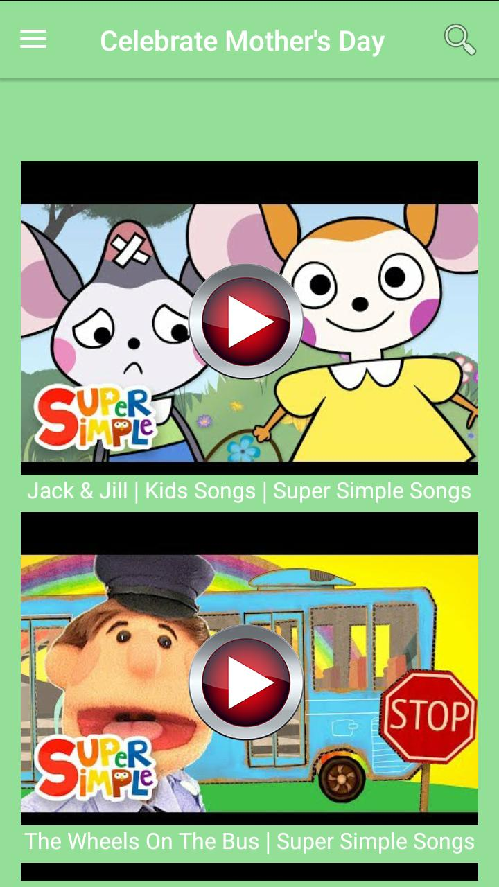 Super Simple Songs: Kids Songs for Android - APK Download
