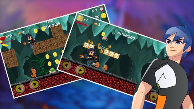 Super Slugs Adventure World apk screenshot