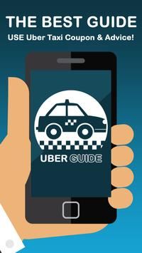 Free Uber Taxi Coupon & Guide poster
