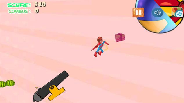 Super Spider Hero Man Flying screenshot 14