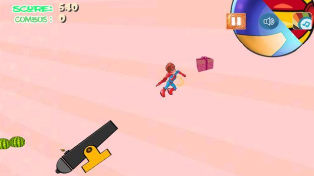 Super Spider Hero Man Flying screenshot 3
