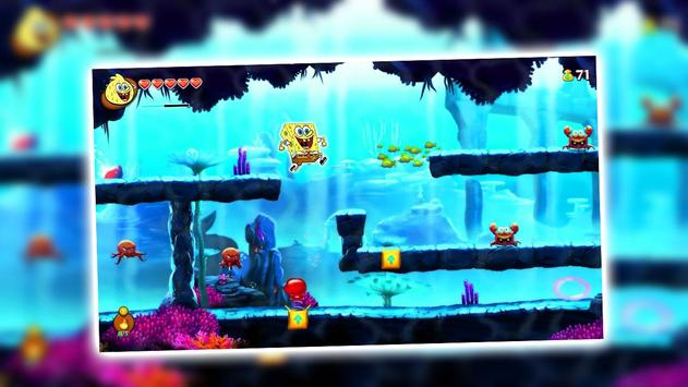super spongebob games adventure run world screenshot 2