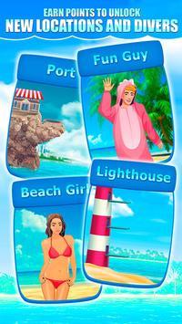 Cliff Flip Diving 2D screenshot 3