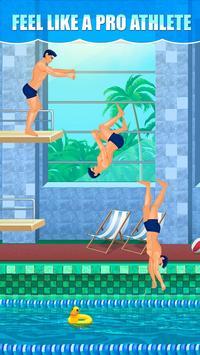 Cliff Flip Diving 2D screenshot 4
