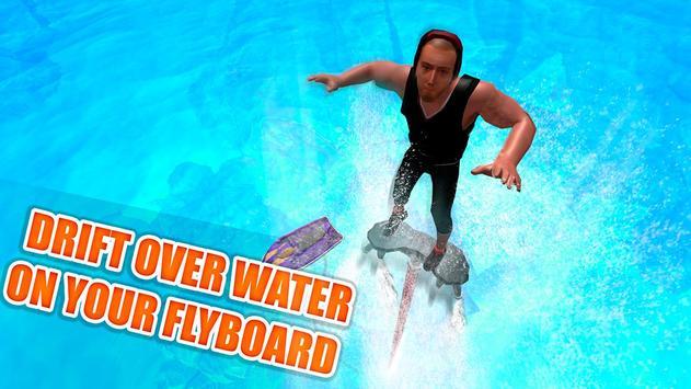 Flyboard Water Stunt Simulator poster
