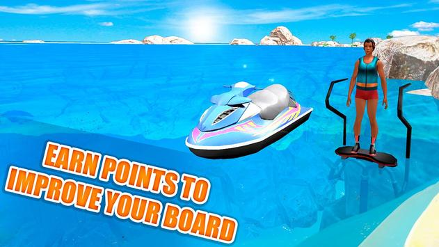 Flyboard Water Stunt Simulator screenshot 3