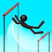 Dummy Flip Jump Gymnastics icon
