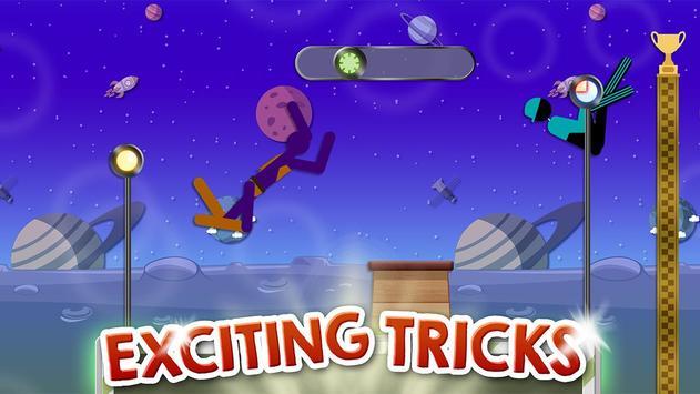 Dummy Flip Jump Gymnastics screenshot 2