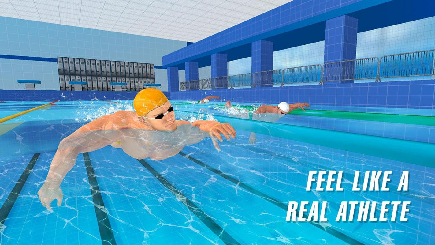 Swimming Pool Race 2017 Apk Download Free Sports Game For Android