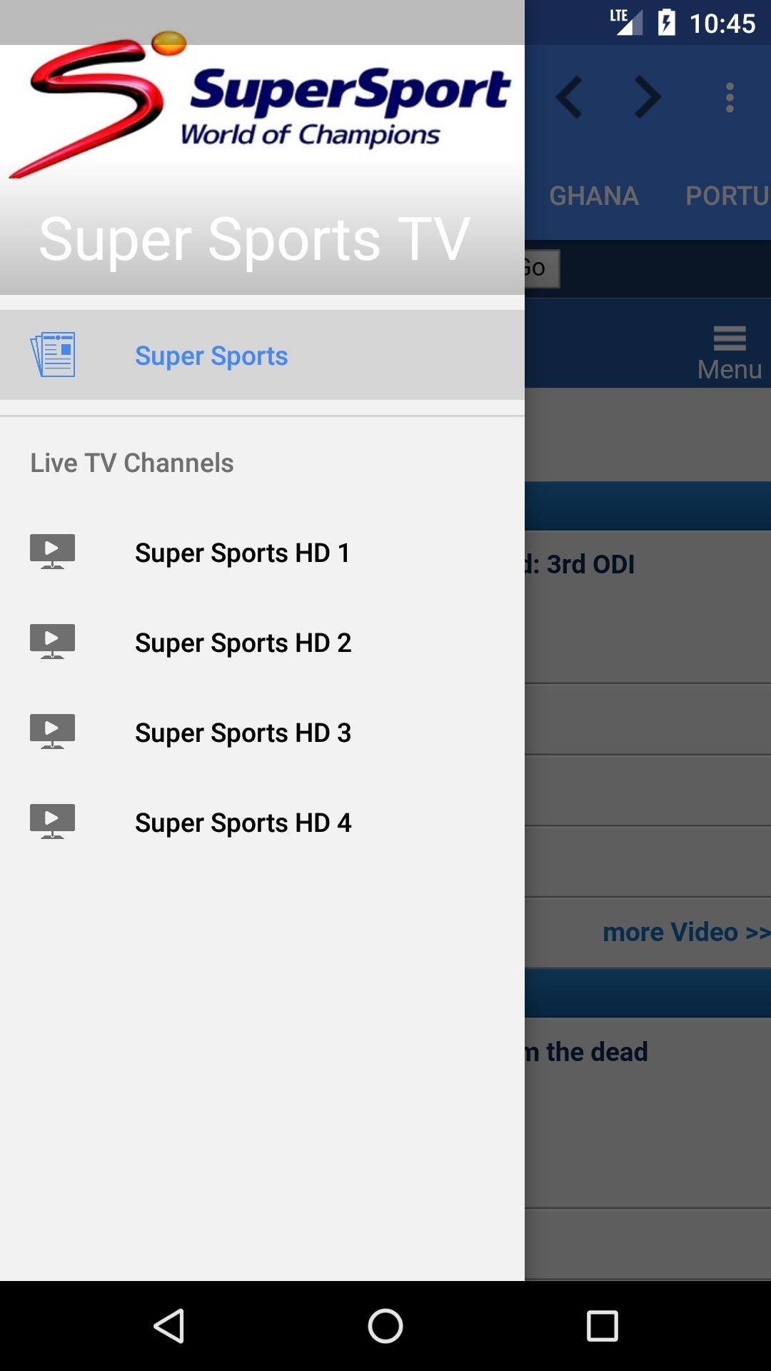 Super Sports Tv Live For Android Apk Download