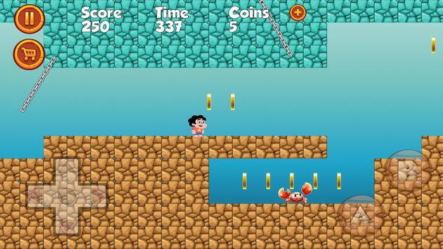 Steven adventure apk screenshot
