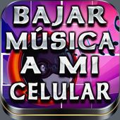 Bajar Música A Mi Celular gratis fácil Guía icon