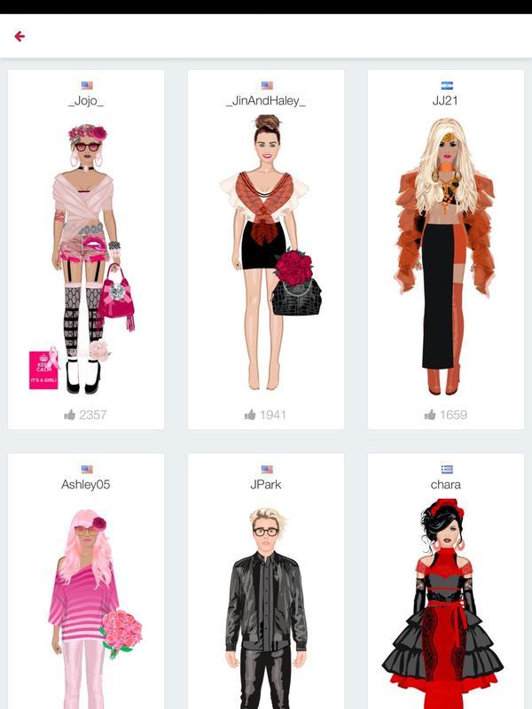 Permainan Fashion Dress Up