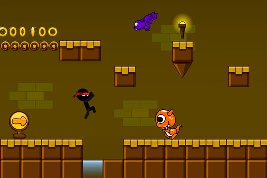 Super Stickman Mission screenshot 1