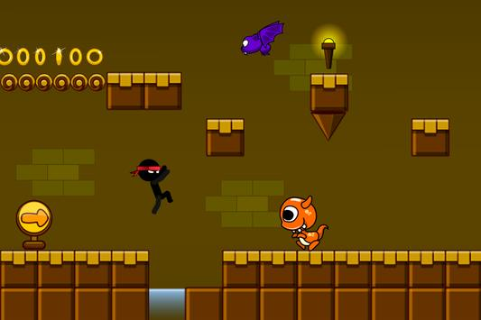 Super Stickman Mission screenshot 3