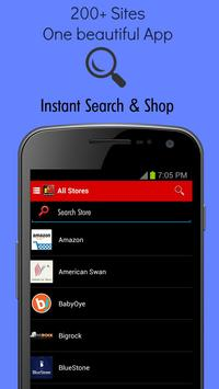 Online Shopping India allinone poster
