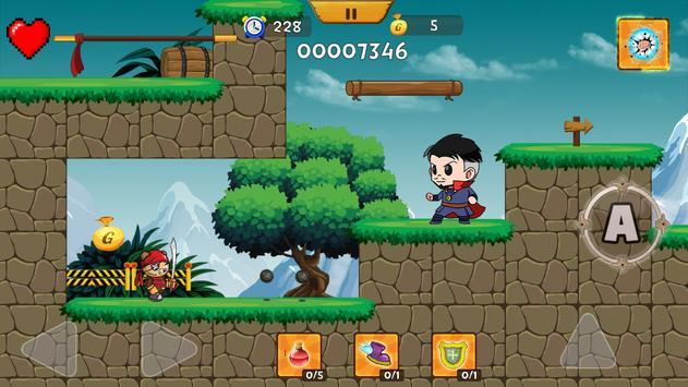 Super Strange Heroes World apk screenshot