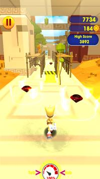 Super subway rush sonic screenshot 4