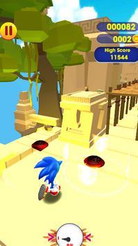 Super subway rush sonic screenshot 6