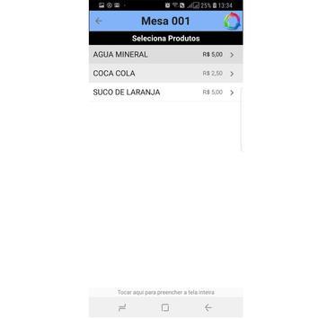 SuperSyS Controle de Mesas screenshot 3