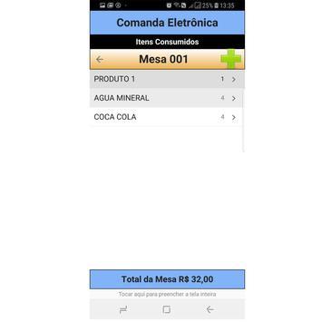 SuperSyS Controle de Mesas screenshot 1