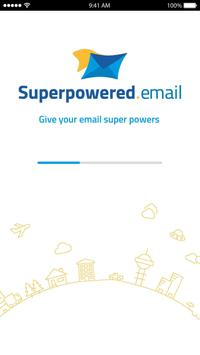 Superpowered poster