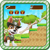 Super Paw Run Patrol Adventure Game icon