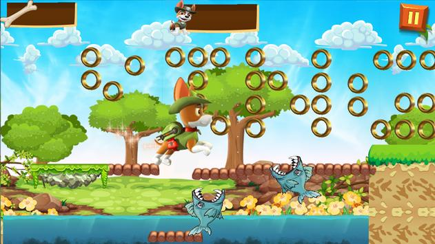 Super Paw Run Patrol Adventure Game screenshot 2