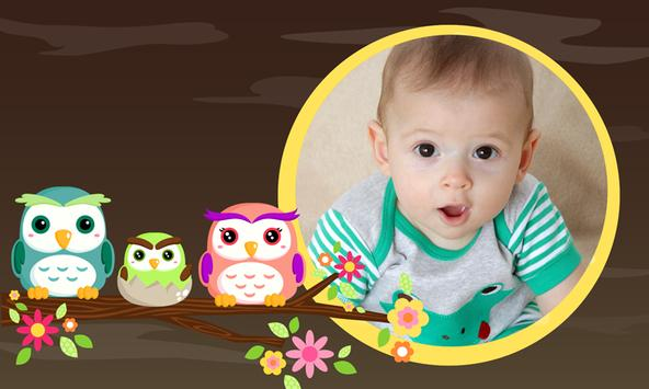 Baby Photo Frames apk screenshot