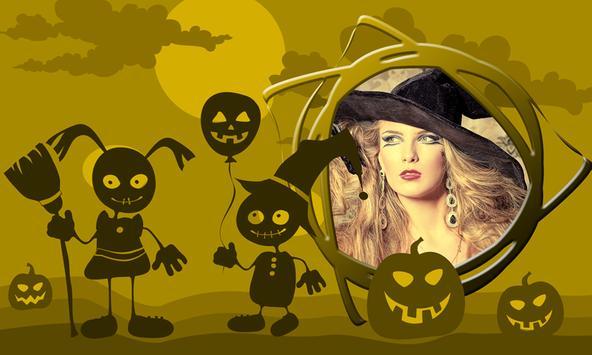 Halloween Photo Editor apk screenshot
