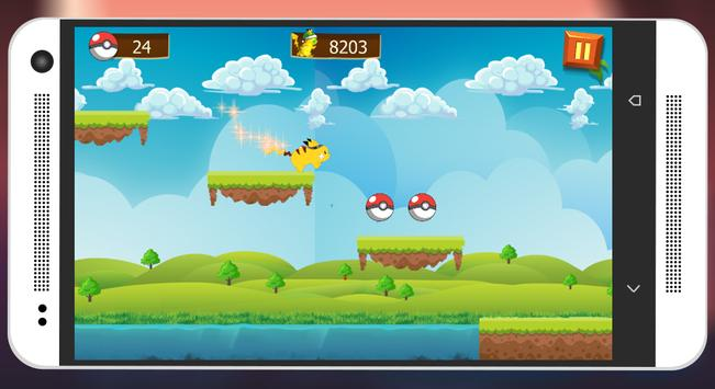 Super Pikachu Adventures World screenshot 3