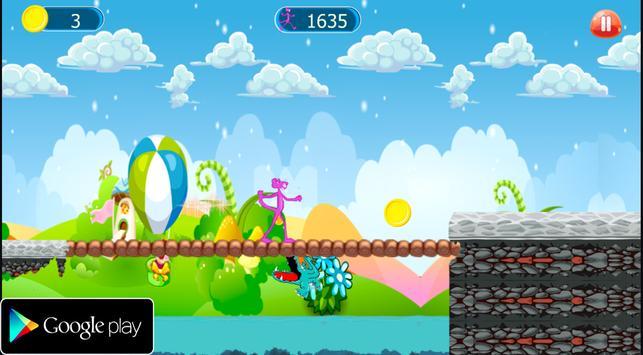 Super Pink Panther Games screenshot 1