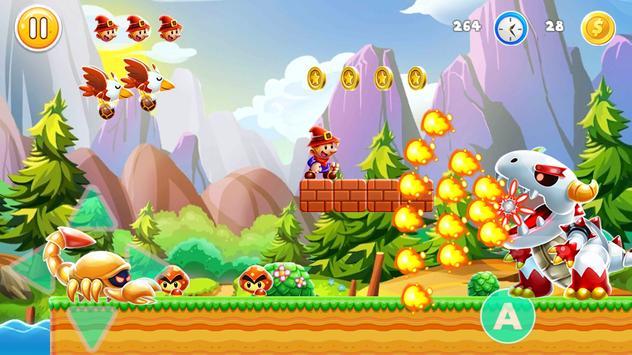 Super Platform Adventure screenshot 2