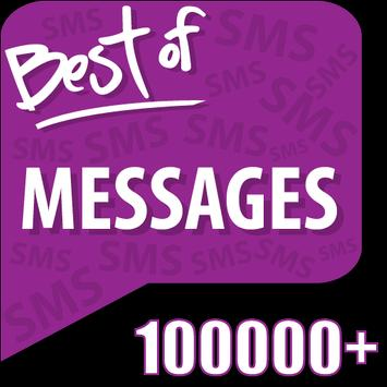 Best Messages & SMS (English) poster