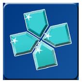 Super PPSP – New Blue PSP roms Emulator icon