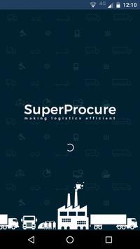 SuperProcure poster