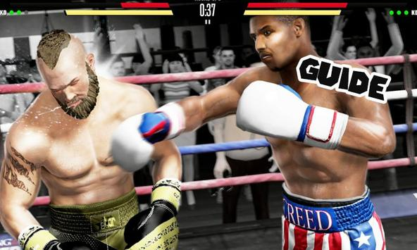 Tips Real Boxing 2 ROCKY apk screenshot