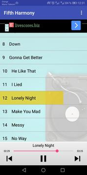 Fifth Harmony Songs screenshot 1